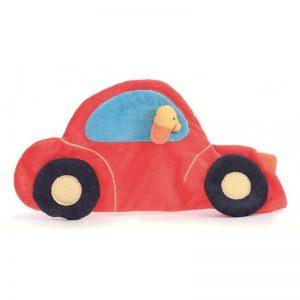 Knuffeldoekje Auto