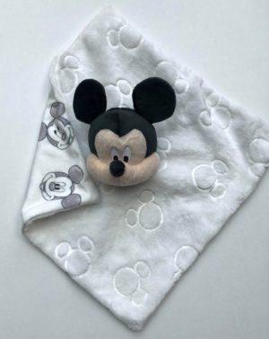 knuffeldoekje Mickey Mouse