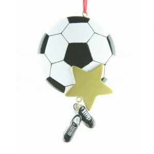 Ornament Voetbal
