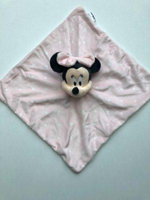 Knuffeldoekje Disney Minnie Mouse