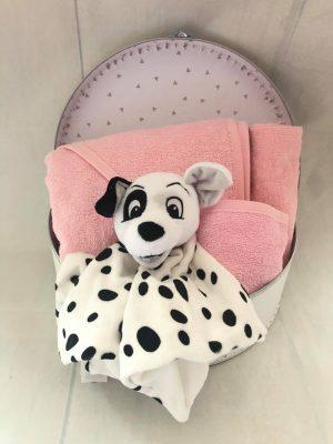 Kraampakket Disney 101 Dalmatiër roze