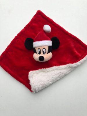 Knuffeldoekje Disney Mickey Mouse Kers